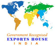 Government Recognised Exports House from India